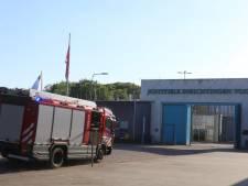 Gevangene gewond bij brand in cel PI Vught