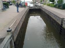 Schutsluis in Roelofarendsveen komende week dicht voor reparatie