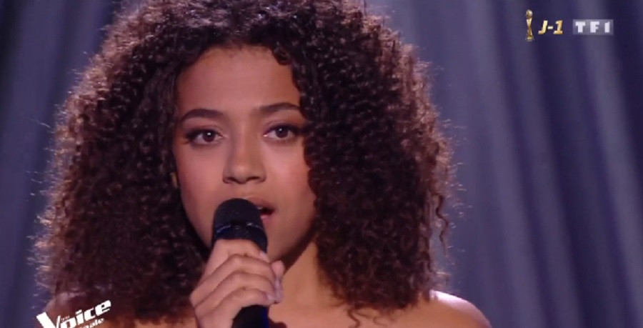 Whitney est la gagnante de The Voice.