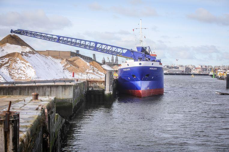 De haven van Oostende wil meer diversifiëren in de toekomst.