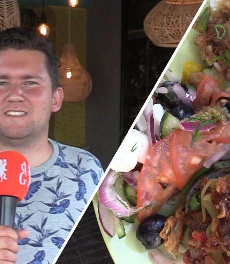 Wereldse smaken bij eetbar Mikmak: 'Met honger van tafel ga ik niet'