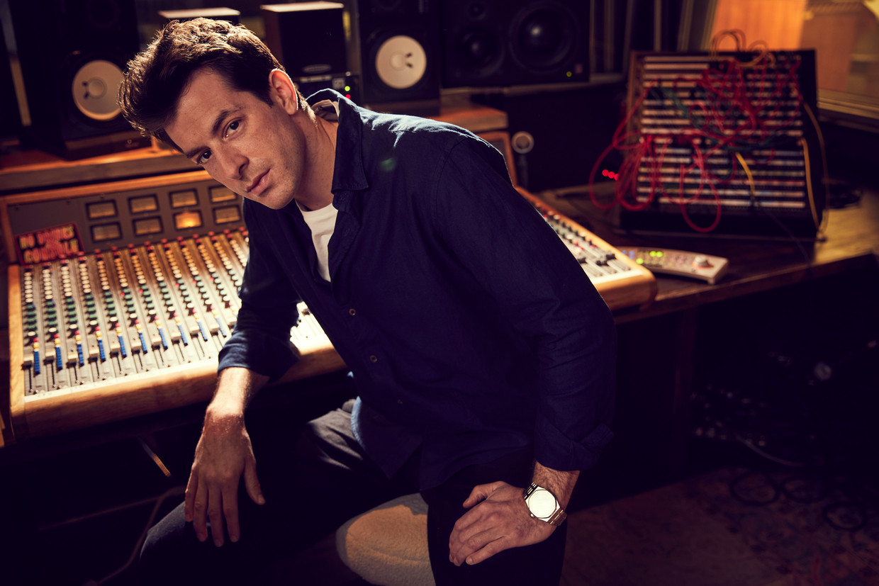 'Watch the Sound with Mark Ronson'. Beeld Apple TV