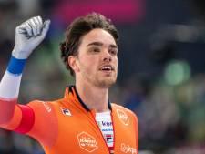 Roest deelt concurrentie stevige tik uit op 5000 meter