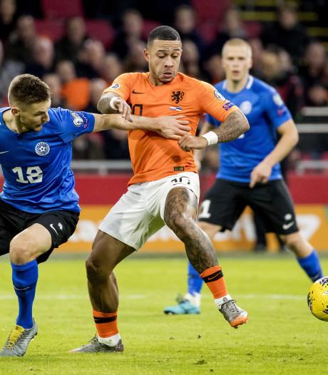 Nieuwe Lyon-captain Memphis weer geblesseerd: 'Respectloos van Koeman'