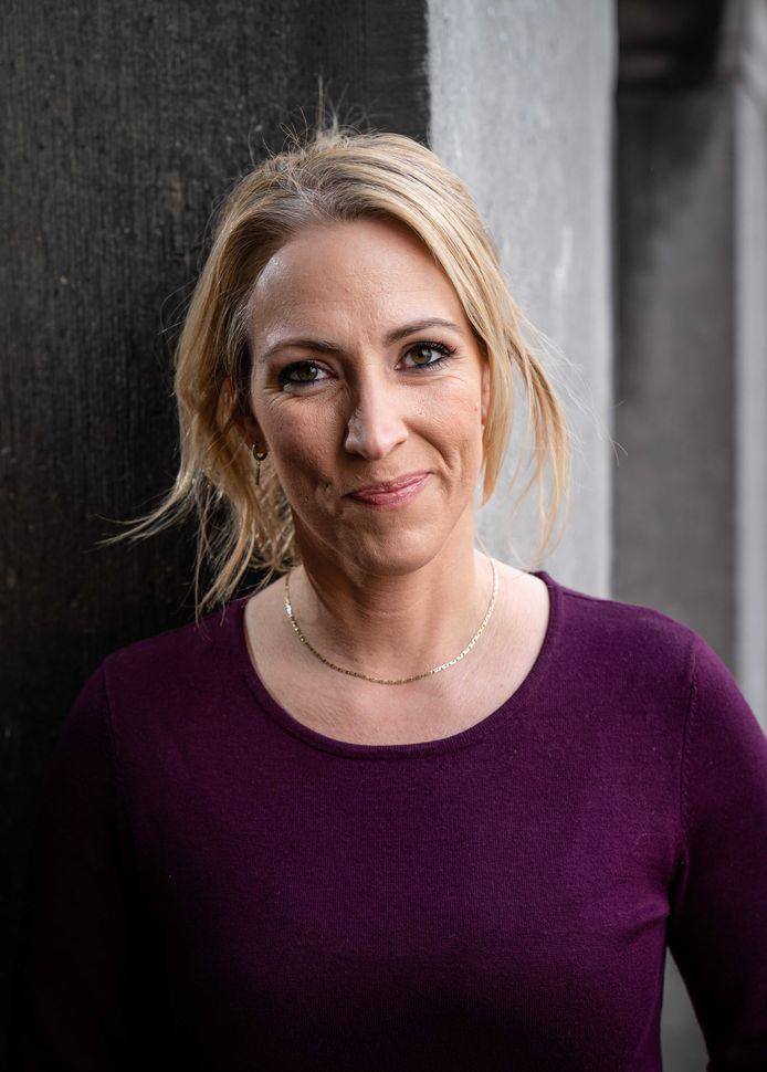 Lilian Marijnissen, lijsttrekker en Tweede Kamerlid voor de Socialistische Partij (SP). ANP BART MAAT