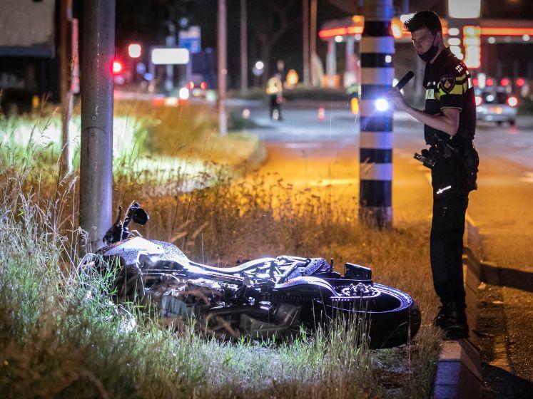 Motorrijder zwaargewond bij botsing met auto in Zevenaar