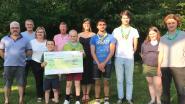 Kevin Bollen Cup brengt 1.400 euro op voor Akabe