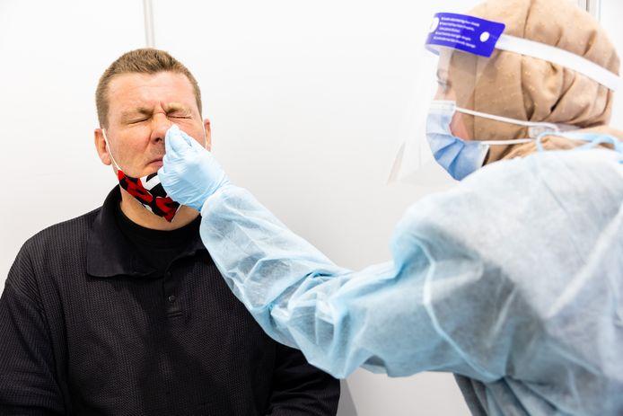 Testen voor Toegang werd in april al proefgedraaid in Haaren.