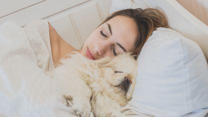 Waarom je maar beter niet samen met je huisdier slaapt
