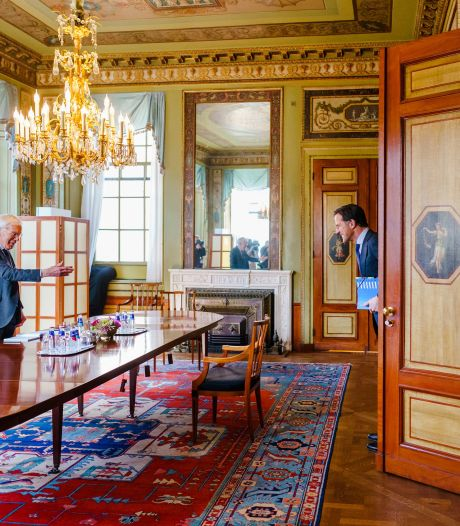 Ministapjes in formatie: geen cordon sanitaire rond Rutte