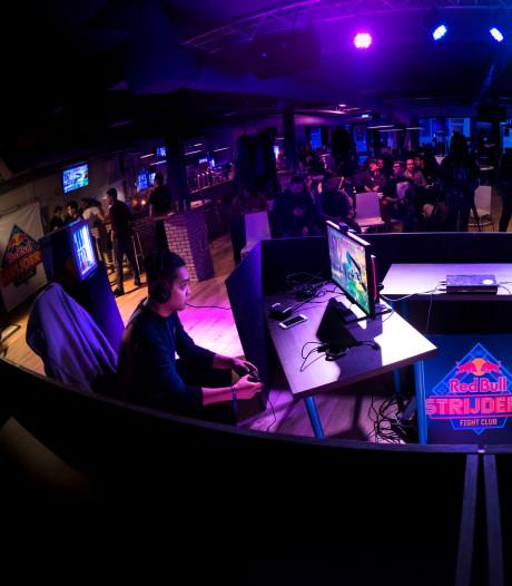 Spelen om 50.000 dollar in Esports Game Arena