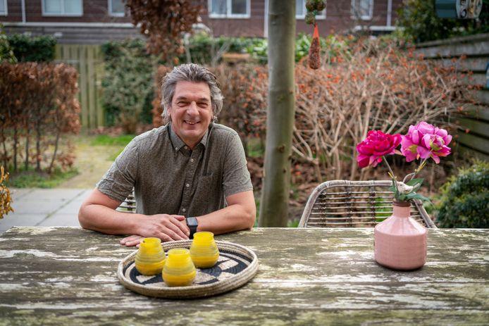 Aron van 't Hul uit Elst deed mee aan het tv-programma 'Married at First Sight'.