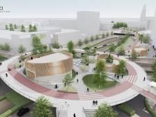 Architect heeft dé oplossing voor De Nieuwe Poort: een zwevende rotonde