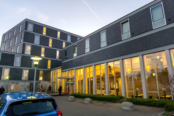 'Polenhotel' in Maasdijk.