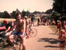 In de snikhete zomer van 1976 hielp het leger nog met sproeien