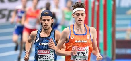 Nijmeegse atleet Mike Foppen doet opnieuw poging om Olympische Spelen te halen