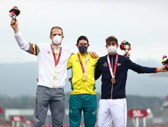 Ewoud Vromant pakt zilver op Paralympische Spelen