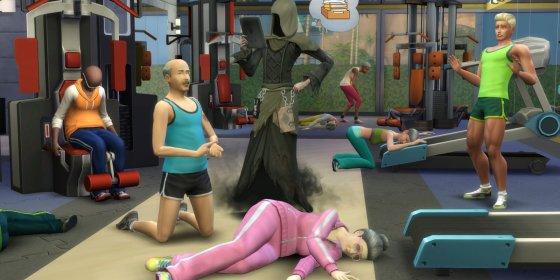 'Spelers laten hun Sims inderdaad graag op creatieve manieren het loodje leggen'