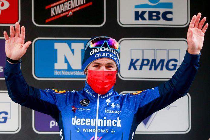 Cavendish werd derde.