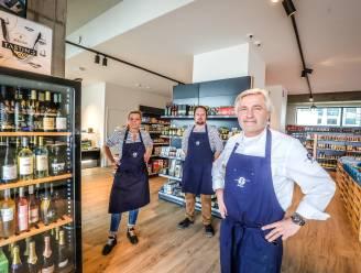 """Daar is Louis (57) terug! Na de herenmode en ijsjes opent hij nu de eerste buurtwinkel van de Oosteroever: """"Een ongelofelijke kans"""""""