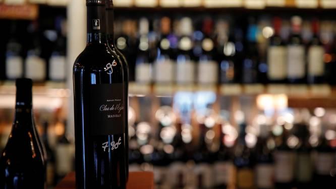 Vorstschade zorgt mogelijk voor 30 procent minder Franse wijn