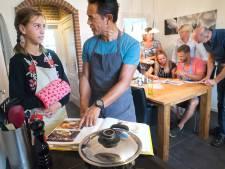 Heel Keldonk gaat koken met burendag