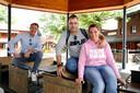 Davy (35) en Vanessa (38) uit Oudenaarde zijn sinds zeven maanden een koppel.
