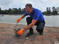 Controle van zwemwater in Zuidoost-Brabant: tussen monster en peroxideboot
