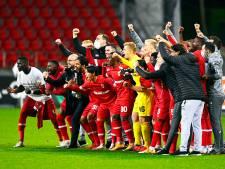 L'Antwerp crée la sensation en s'offrant le scalp de Tottenham