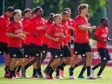 PSV wil voor het trainingskamp in Duitsland nog oefenen tegen UNA