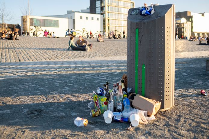 Het was het voorbije weekend druk op de Kaaien in Antwerpen.