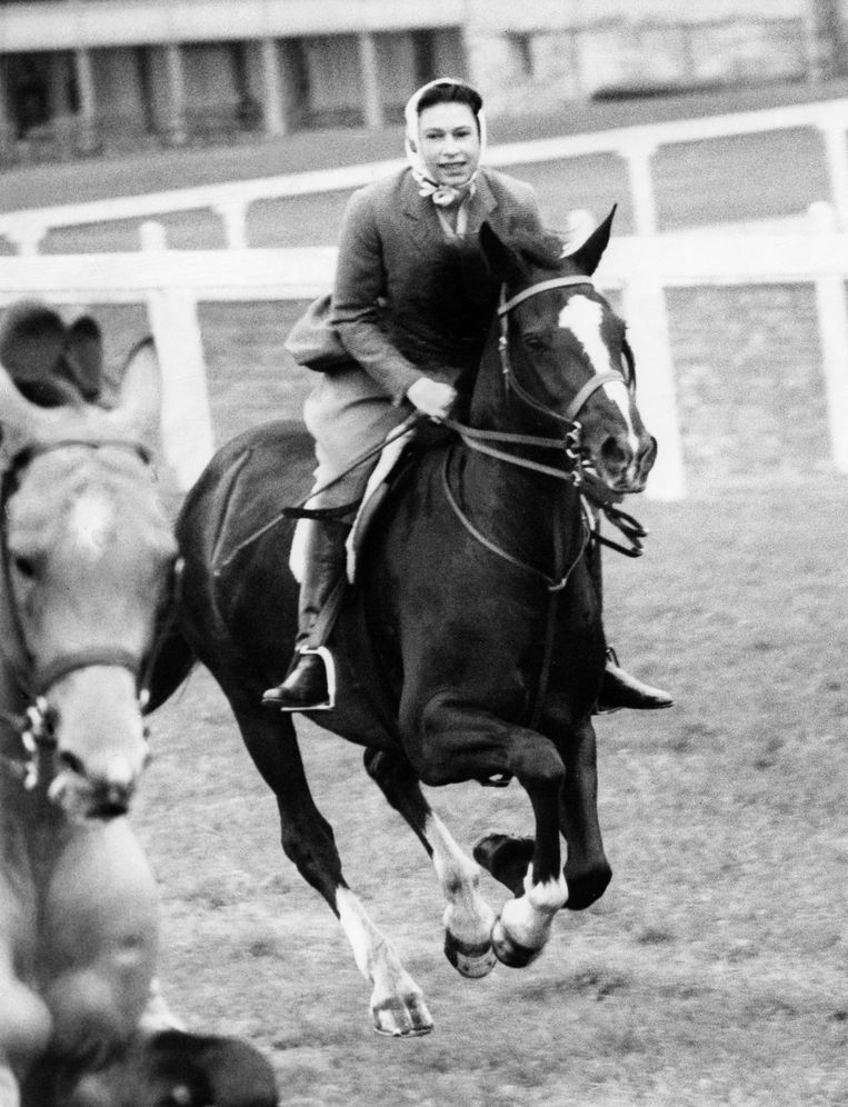 Royal Ascot 1953 Beeld ullstein bild via Getty Images