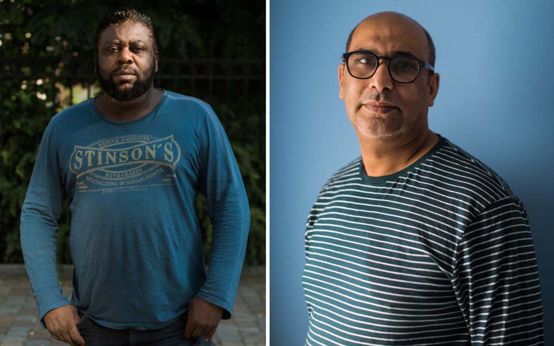 Twee mensen die geen prik kregen vertellen wat een ziekenhuisopname bij hen teweegbracht: 'Je wenst het je ergste vijand niet toe'. Beeld Wouter Maeckelberghe