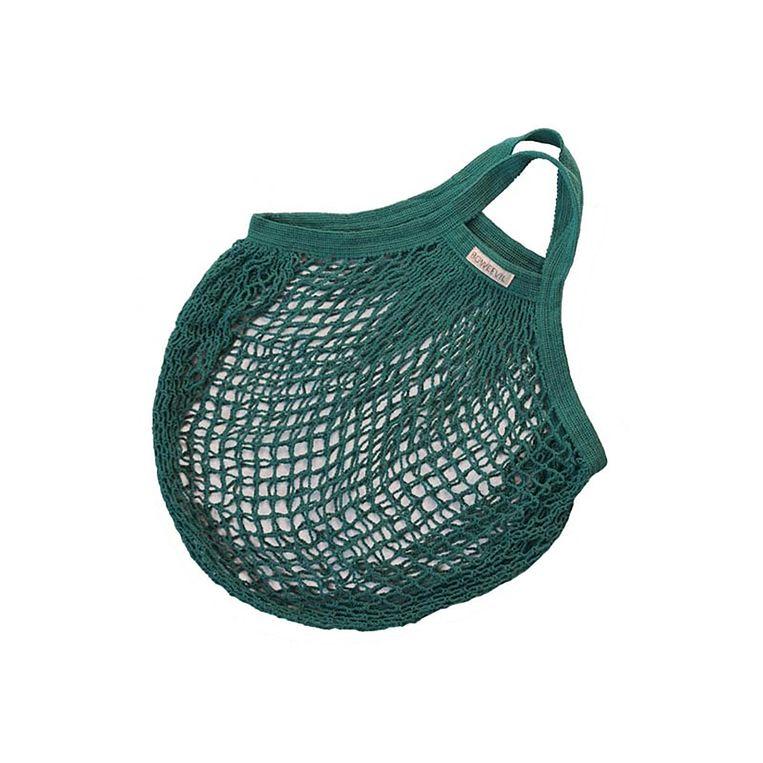 Een nettasje is beter voor het milieu. Beeld