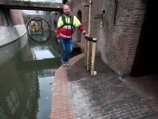 Eindelijk goed nieuws over de verzakte muren en kelders langs de Utrechtse grachten