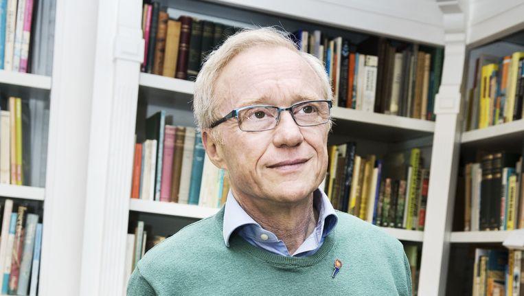 David Grossman Beeld Sanne de Wilde