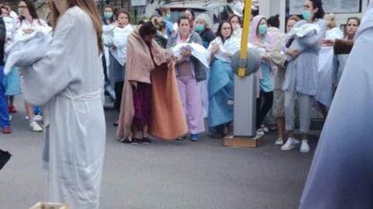 """Pas bevallen moeders met baby's op straat, Vlaming getuigt over aardbeving in Kroatië: """"Chaos in Zagreb is compleet"""""""
