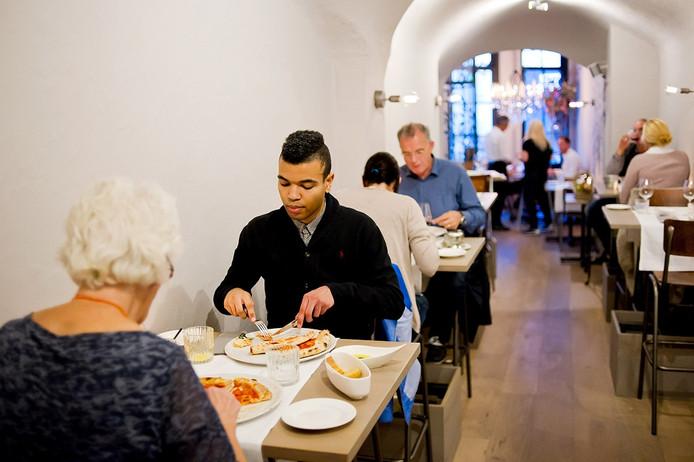 restaurant La Forchetta in Oosterhout Foto Else Loof
