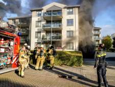 Geëvacueerde flatbewoners in Oosterhout kunnen pas over paar dagen weer terug naar huis