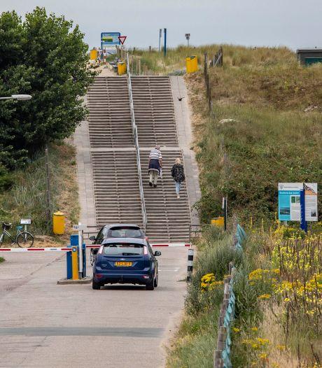 D66: 'Onderzoek naar hellingbaan, cargodrone en goederenlift voor strandopgang Molenslag in Monster'