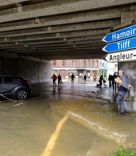 Tunnel de Cointe, ... : le point sur la mobilité à Liège suite aux inondations