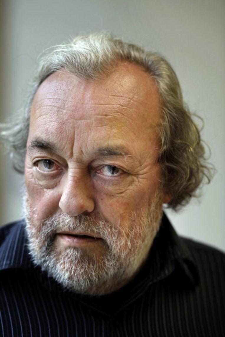 Oost-Europa en Balkan-kenner Frank Schlömer. Beeld Bob Van Mol