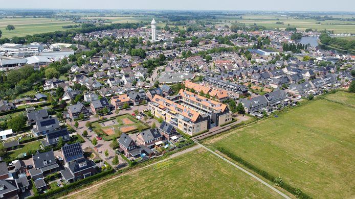 Voor Meerkerk staat nieuwbouw gepland: er moeten 150 woningen komen in de wijk Weide II.