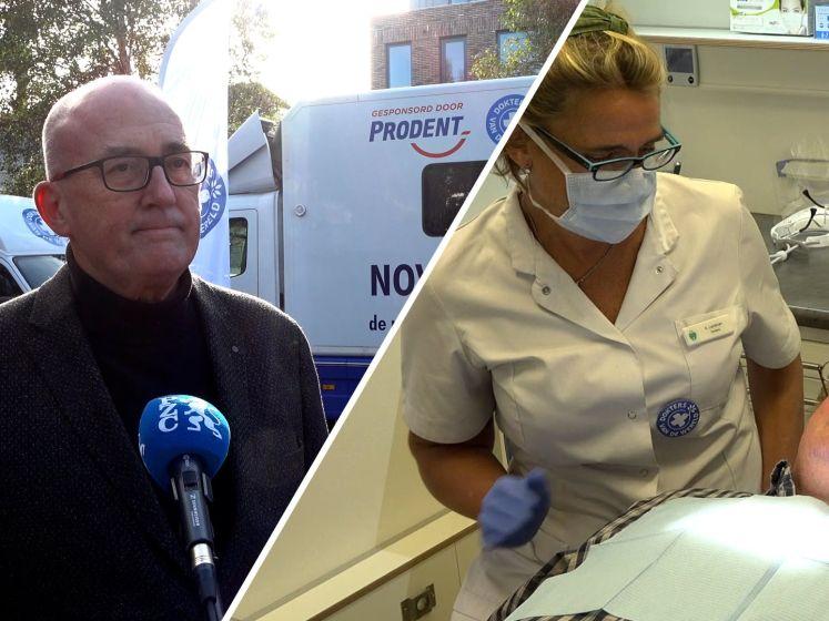 Gratis tandartsbehandelingen in Goes via het Leger des Heils