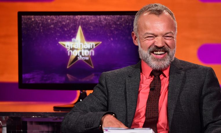 The Graham Norton Show. Beeld Graham Norton Show