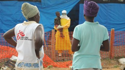 Ebola-epidemie breidt zich verder uit in Congo: nu ook grote stad bereikt