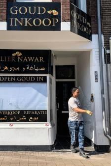 Juwelier Nawar aan de Amsterdamsestraatweg weer open: 'We krijgen overal kogelvrij glas'