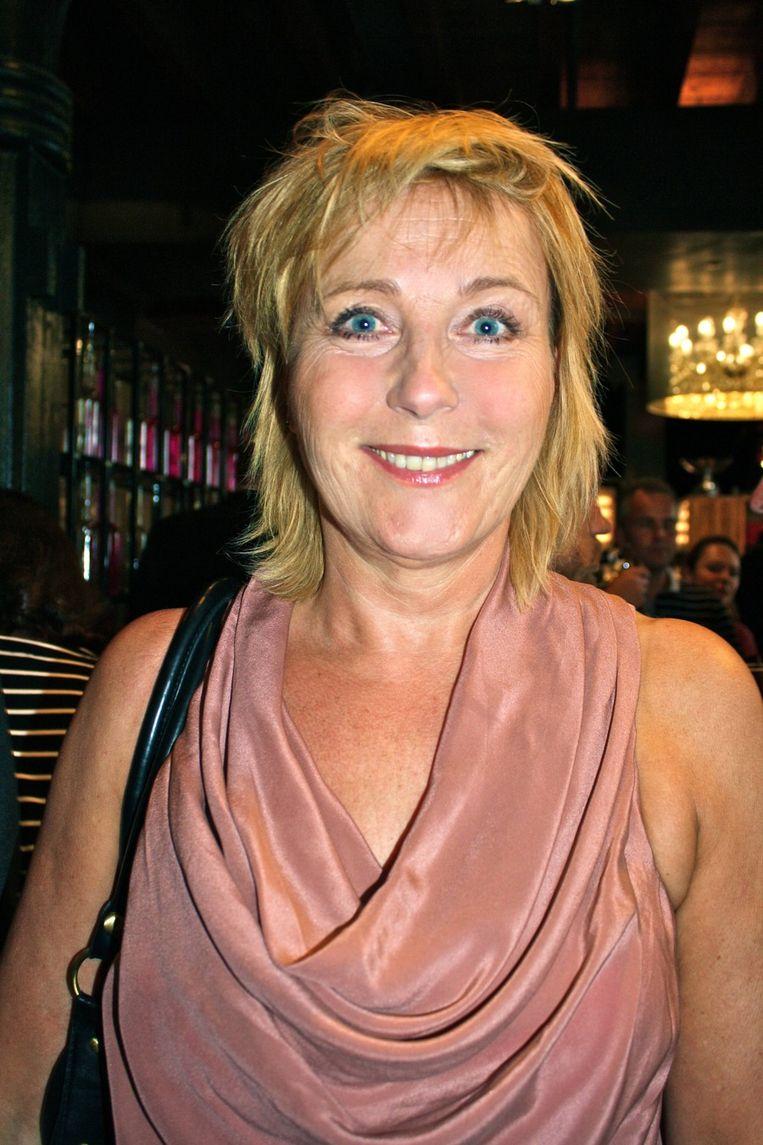 Inge Ipenburg is een kookfreak.  <br /> Beeld