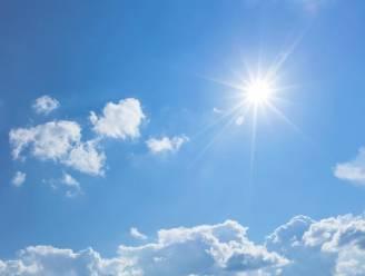 Droge en overwegend zonnige dag met maxima tot 21 graden