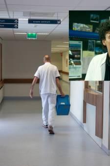 'John de Mol redde met soapserie Medisch Centrum West het ziekenhuis in Lelystad'